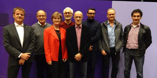 Podiumsdiskussion BfG Genossenschaft für Gemeinwohl in Vorarlberg, Andelsbuch