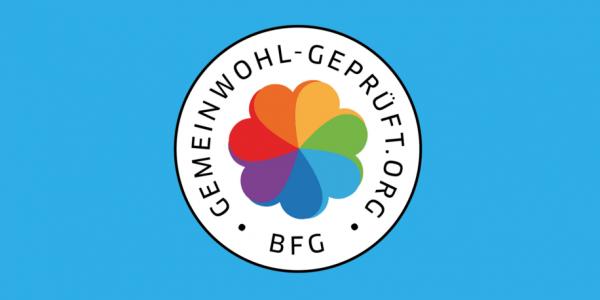 BfG Gemeinwohl-Siegel