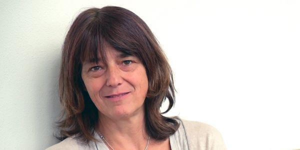 Gabriele Gauper, Genossenschafterin im Projekt Bank für Gemeinwohl
