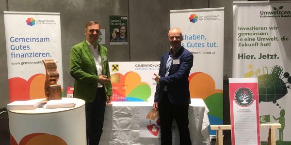 Helmo und Fritz im Messezentrum Salzburg
