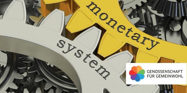 """Zahnräder """"monetary system"""""""