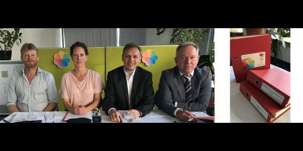 Pressekonferenz zur FMA Ablehnung