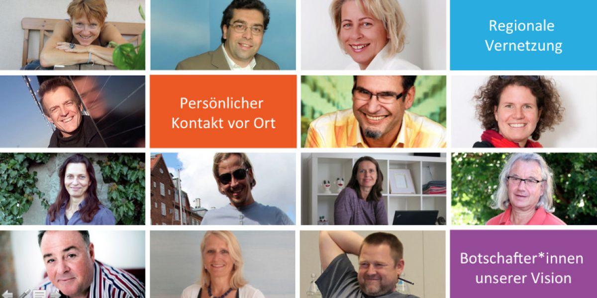 BFG Regionalgruppen (Portraits von Aktiven)