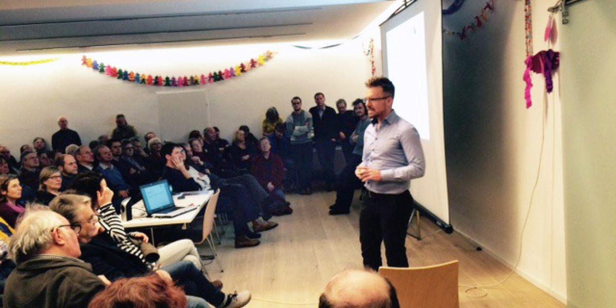 Gmunden: Das Projekt wird vorgestellt
