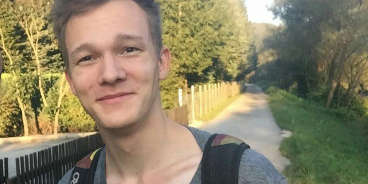 Florian Voglauer, 18 jähriger Schüler und jüngstes BfG Genossenschaftsmitglied