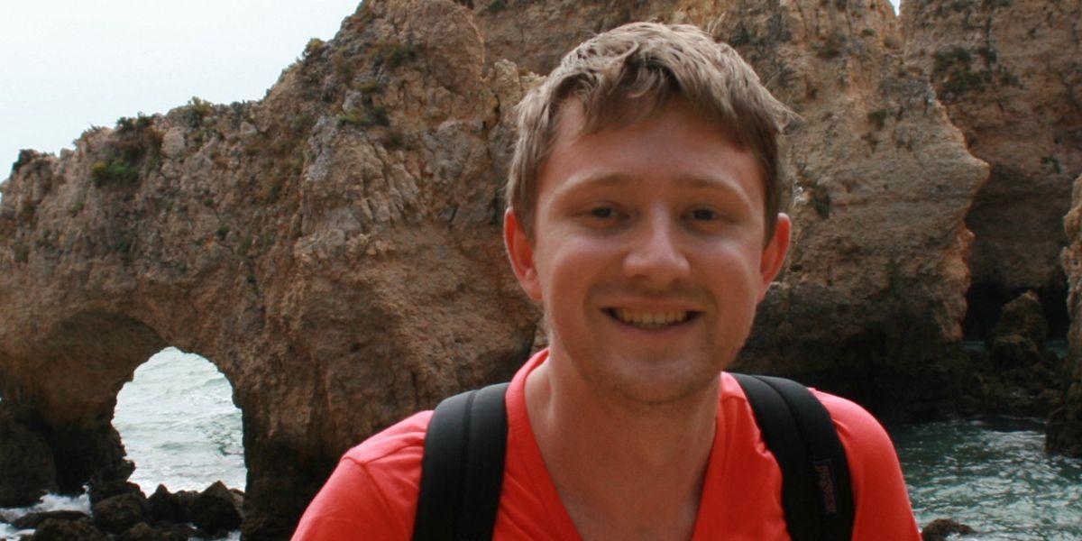 Christian Schwab im Urlaub