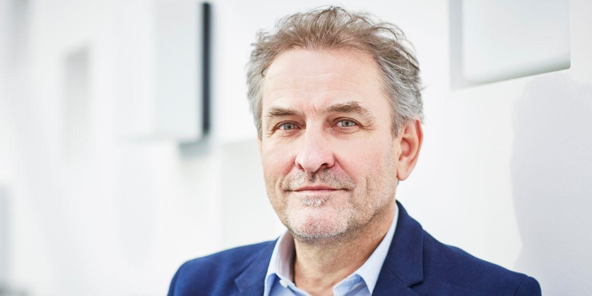 Markus Stegfellner Portrait