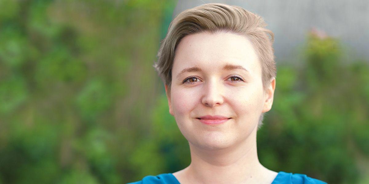 Portrait Pamina Reichmann